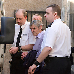 Peter Tobin at Linlithgow Court, 2007