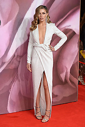 Abbey Clancy attending The Fashion Awards 2016 at The Royal Albert Hall in London. <br /> <br /> Picture Credit Should Read: Doug Peters/ EMPICS Entertainment