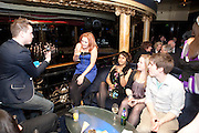 Press night for Jerusalem. Apollo Theatre. Shaftesbury ave. After party at the Cafe de Paris. London. 10 February 2010