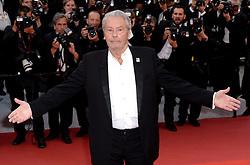 Alain Delon attending A Hidden Life Premiere, during the 72nd Cannes Film Festival. Photo credit should read: Doug Peters/EMPICS