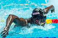 GEKABEL Achala ETH ETIOPIA<br /> Gwangju South Korea 21/07/2019<br /> Swimming Men's 50 Butterfly<br /> 18th FINA World Aquatics Championships<br /> Nambu University Aquatics Center <br /> Photo © Giorgio Scala / Deepbluemedia / Insidefoto