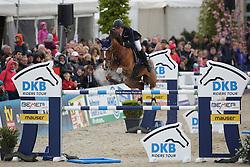 Kreuzer Andreas, (GER), Calvilot<br /> CSI4* Grand Prix DKB-Riders Tour<br /> Horses & Dreams meets Denmark - Hagen 2016<br /> © Hippo Foto - Stefan Lafrentz