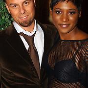 Harpengala 2004, Tjeerd Oosterhuis en Edislia Rombley