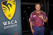 WACA Olly Cooley Medal 2018