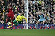 Norwich City v Liverpool 150220
