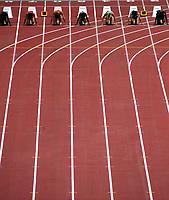 Athletics, 23. august 2003, VM Paris, World Championschip in Athletics,   100 metres, women
