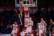 McAdoo James Michael<br /> VL Pesaro - Fiat Torino<br /> Lega Basket Serie A 2018/2019<br /> Pesaro 13/01/2019<br /> M.Ciaramicoli | Ciamillo Castoria