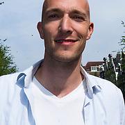 NLD/Amsterdam/20130906 - Perspresentatie cast Hartenstraat, Sieger Sloot