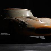 Barn Find Jaguar E Type