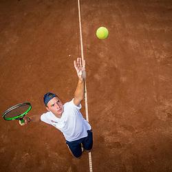 20170629: SLO, Tennis - Media day with Marino Kegl