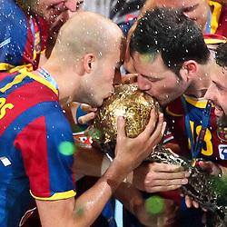 20110529: GER, Handball - EHF Champions League final, FC Barcelona Borges vs Renovalia Ciudad Real