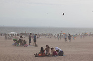 New York. Brooklyn . Coney island in summer . - United States / Coney island en ete.  Brooklyn  New York - Etats Unis