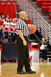 05 November 2016:  Ed Crenshaw during an NCAA  mens basketball game where the Quincy Hawks lost to the Illinois State Redbirds in an exhibition game at Redbird Arena, Normal IL