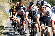 Daniel Martin (IRL - UAE Team Emirates), Christopher Froome (GBR - Team Sky) during the 105th Tour de France 2018, Stage 11, Alberville - La Rosiere Espace Bernardo (108,5 km) on July 18th, 2018 - Photo Luca Bettini / BettiniPhoto / ProSportsImages / DPPI