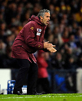 Photo: Jed Wee/Sportsbeat Images.<br /> Scotland v Italy. UEFA European Championships Qualifying. 17/11/2007.<br /> <br /> Italy manager Roberto Donadoni.
