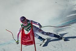 12.01.2013, Karl Schranz Abfahrt, St. Anton, AUT, FIS Weltcup Ski Alpin, Abfahrt, Damen im Bild Maria Hoefl-Riesch (GER) // Maria Hoefl-Riesch of Germany in action during ladies Downhill of the FIS Ski Alpine World Cup at the Karl Schranz course, St. Anton, Austria on 2013/01/12. EXPA Pictures © 2013, PhotoCredit: EXPA/ Johann Groder