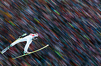 Hopp<br /> World Cup / Verdenscup<br /> Hoppuka<br /> Innsbruck<br /> 03.10.2011<br /> Foto: Gepa/Digitalsport<br /> NORWAY ONLY<br /> <br /> FIS Weltcup, Vierschanzen-Tournee. Bild zeigt Bjørn Einar Romøren (NOR)