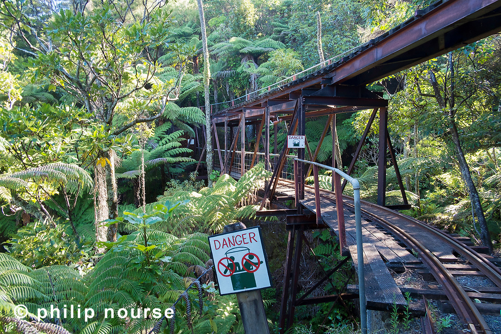 The Driving Creek Railway, Coromandel Peninsula