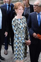 Jane Asher  beim Gedenkgottesdienst f¸r Terry Wogan im Westminster Abbey in London / 270916<br /> <br /> ***Memorial service for Terry Wogan at Westminster in London, September 27th, 2016***