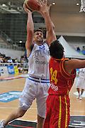 Trento 27 Luglio 2012 - Trentino Basket Cup - Italia Montenegro - <br /> Nella Foto : JEFF VIGGIANO<br /> Foto Ciamillo/M.Gregolin