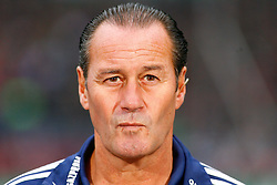06.11.2011, AWD-Arena, Hannover, GER, 1.FBL, Hannover 96 vs FC Schalke 04, im Bild Huub Stevens (Trainer Schalke 04) .// during the match from GER, 1.FBL, Hannover 96 vs  FC Schalke 04 on 2011/11/06, AWD-Arena, Hannover, Germany. .EXPA Pictures © 2011, PhotoCredit: EXPA/ nph/  Schrader       ****** out of GER / CRO  / BEL ******
