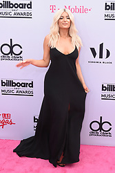 Recording artist Bebe Rexha at 2017 Billboard Music Awards held at T-Mobile Arena on May 21, 2017 in Las Vegas, NV, USA (Photo by Jason Ogulnik) *** Please Use Credit from Credit Field ***
