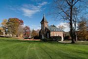 Lee Chapel. Lexington. North Carolina. United States of America.