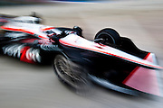September 1-3, 2011. Will Power, Indycar Grand Prix of Baltimore around the inner harbor.
