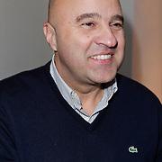 NLD/Amsterdam/20120213 - Presentatie Louder Magazine met als hoofdredacteur Bram Moszkowicz, John van den Heuvel