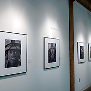 Exhibition of Garmsir Marine prints at Fotofest New Discoveries exhibition curated by Wendy Watriss and Fred Baldwin in Houston, Texas.