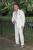 LONDON - JUNE 26: David Furnish attended the Serpentine Gallery summer party, Kensington Gardens, London, UK. June 26, 2012. (Photo by Richard Goldschmidt)