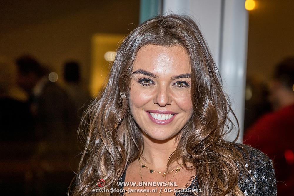 NLD/Amsterdam/20171030 - Holland Next Top Model 2017 finale, Laura Ponticorvo