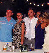 Bryan Greenberg, Odette Yustman, Dave Annable, Olivia Munn and Dayna Fernandez..Celebrities attend Hollywood Domino Celebrity Golf Tournament Gala during Labor Day weekend in Puerto Rico..Palomino Island, Puerto Rico, USA..Saturday, September 03, 2011..Photo By CelebrityVibe.com..To license this image please call (323) 425-4035; or .Email: CelebrityVibe@gmail.com ; .website: www.CelebrityVibe.com.**EXCLUSIVE**