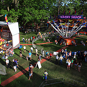 The May Fair at Saint Mark's Church, New Canaan, Connecticut, USA. 12th May 2012. Photo Tim Clayton