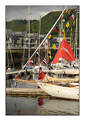 Day five of the Fife Regatta, lay day in Portavadie<br /> <br /> Astor in Portavadie<br /> <br /> * The William Fife designed Yachts return to the birthplace of these historic yachts, the Scotland's pre-eminent yacht designer and builder for the 4th Fife Regatta on the Clyde 28th June–5th July 2013<br /> <br /> More information is available on the website: www.fiferegatta.com