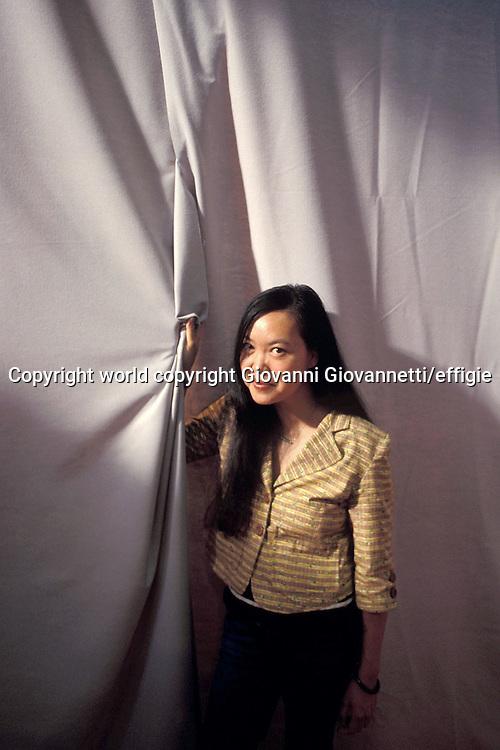 Monique Truong<br />Torino, maggio 2007<br />world copyright Giovanni Giovannetti/effigie / Writer Pictures<br /> <br /> NO ITALY, NO AGENCY SALES / Writer Pictures<br /> <br /> NO ITALY, NO AGENCY SALES