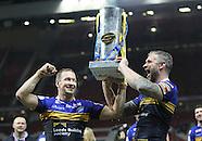 Wigan Warriors v Leeds Rhinos 101015
