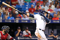 Tampa Bay Rays v Boston Red Sox - 6 July 2017
