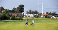 SCHIPLUIDEN - 2017 - Hole blauw 7. Golfbaan DELFLAND . COPYRIGHT KOEN SUYK