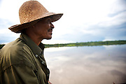 Portrait of a Campesino- Amazonas - Colombia
