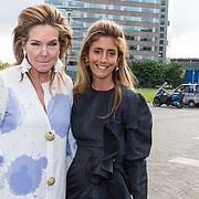 NLD/Amsterdam/20190525 - AmsterdamDiner 2019, Mariska Dietz en Danie Bles
