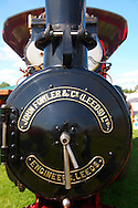 A John Fowler of Leeds steam traction engines