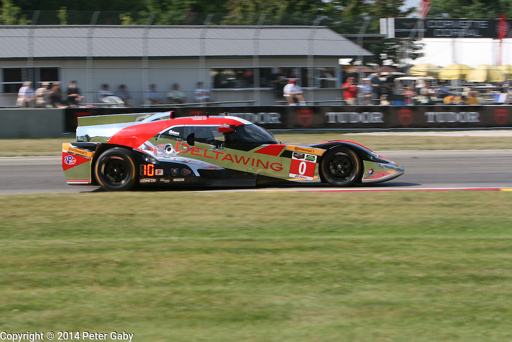 during the Continental Tire Road Race Showcase held at Road America,  Elkhart Lake, WI. on August 9, 2014.