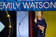 092515 63rd San Sebastian International Film Festival: Emily Watson Receives Donostia Award 2015