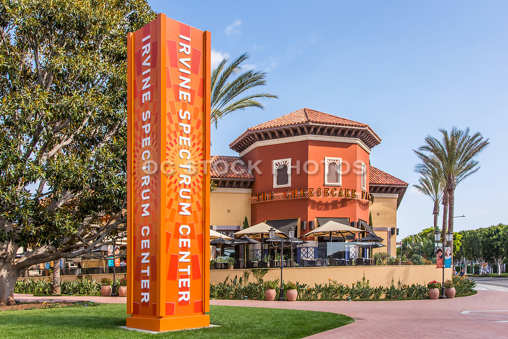 The Cheesecake Factory at Irvine Spectrum Center
