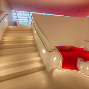 Subcontractor shot for ELP Lighting in the Kauffman Center