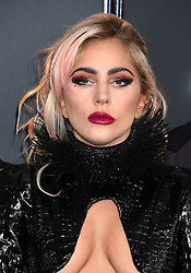 Celebrities arrive on the red carpet for the 59th Grammy Awards held at the Staples Centre in downtown Los Angeles, California. 12 Feb 2017 Pictured: Lady Gaga. Photo credit: MEGA TheMegaAgency.com +1 888 505 6342
