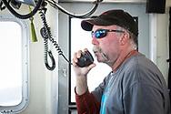Kapten Nik Ranta i sin båt, Seward, Alaska<br /> <br /> Photographer: Christina Sjogren<br /> <br /> Copyright 2018, All Rights Reserved