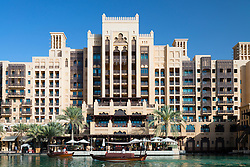 Luxury Mina A Salam hotel in Dubai United Arab Emirates