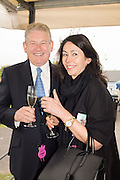 BOBBY ROBBINS; NICOLA LONGDON, Sam Sangster, Carlo Carello and Christian Hamilton host a preview of Aspall's 1728 Fine Sparkling Cyder. Ladies Day, Epsom Downs.  A pop-up bar in No 1 car-park and lunch in a Box in the grandstand. . 3 June 2016